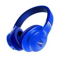 Fone de Ouvido Sem Fio JBL E55BT com Bluetooth/Microfone - Azul