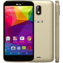 "Smartphone Blu Studio G Plus S510Q 3G Dual Sim Tela 5.5"" 4GB Dourado"