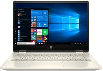 "Notebook Pavilion HP X360 14M-DH1003DX i5-10210U 1.6GHZ/ 8GB/ 256GB SSD+16GB Optane/ 14"" FHD/ Touch/ WINDOWS10/ Tablet/ Ingles/ Dourado"