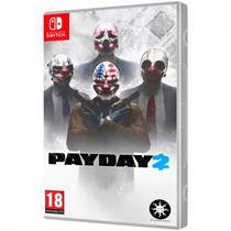 Jogo Payday 2 Switch