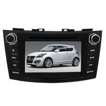 Central Multimidia para Suzuki Swif Aikon C179D/100 LCD - Preto