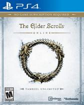 The Elder Scrolls Online: Tamriel Unlim PS4