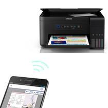 Impressora Multifuncional Epson L4150 Bivolt