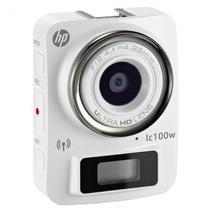 Camera HP LC100W 8MP Wifi Branco