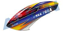 TR700X Painted Canopy HC7655T