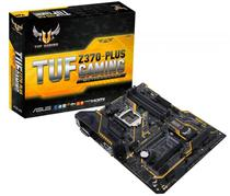 Placa Mãe Asus LGA1151 Z370-Plus Tuf Gaming M.2/HDMI/DVI
