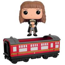 Boneco Funko Pop Harry Potter - Hogwarts Express Carriage With Hermione Granger 22