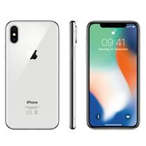 Celular Apple iPhone X 256GB Lte Chip A11 / IP67 / 12 MPX/ Camera Truedepth 7 MPX/ 4K/ Ios 11/ A1901-Prata