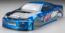 Thunder Tiger Body Painted Z-Tune 190MM Blue PD9242