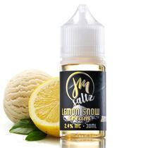 Essencia Juice Maniac Salt Lemon Snow Cream 48MG