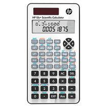 Calculadora Cientifica HP 10S+ com 240 Funcoes - Branca/Preta