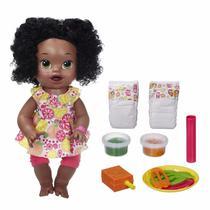 Baby Alive Comilona - Negra Hasbro