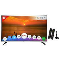 "TV Smart LED Hyundai HY50NTUB 50"" 4K Ultra HD"