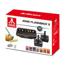 Console Atari Flashback 8 Classic System c/105 Jogos Atgames