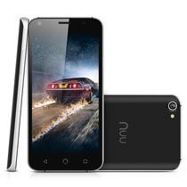 Celular Smartphone Nuu X4 4G Dual Chip 16GB 4G Lte Preto