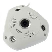 Camera de Seguranca IP Goal Pro Panorama 4 - 360? - Visao Noturna