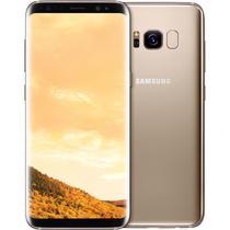 Celular Samsung Galaxy S8 SM-G950FD Dual 64GB/4GB Dourado Maple