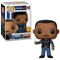 Boneco Funko Chase Bright Daryl Ward 558