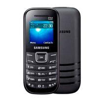 Celular Samsung Keistone 2 GT-E1205Y Negro
