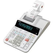 Calculadora Casio com Bobina 110V - Branco (DR-210R-We-U-DC)