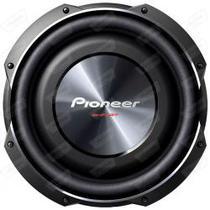 """Sub Pioneer TS-SW3002S4 Slim 12"""" 1500W 400RMS"""