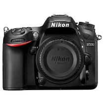 Câmera Digital Nikon D7200 (Corpo)