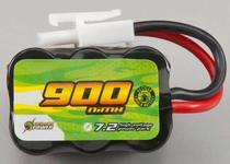 Venom Nimh 6-Cell 7.2V 900MAH Flight Pack 1538