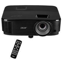 Projetor Acer X1223H de 3.600 Lumens HDMI/VGA/RS232 Bivolt - Preto