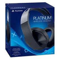 Headset Wireles Platinum PS4