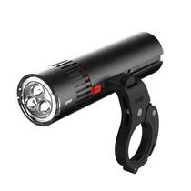 Farol LED Knog PWR Trail 12059S 1000 Lumens 5000MAH para Bicicleta/Bike com Carregador Portatil Embutido USB -Preto