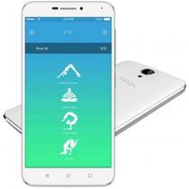 """Smartphone Akua MK5 8GB 3G Dual Sim Tela HD 5.0"""" Cam. 8MP+5MP - Branco"""