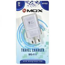 Carregador Fast Charger Mox MO-F11 - USB - Branco