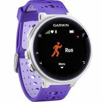Relogio Monitor Cardiaco GPS Garmin Forerunner 230 White/Purple