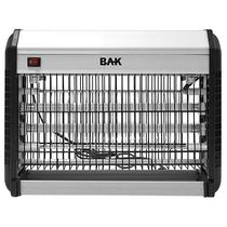 Mata Insetos Eletrico BAK BK-740 16W para Ate 100M2 110V - Preto/Branco