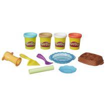 Massageador HASBROB3398 Play-Doh Playful Pies Set Pastel Divertido