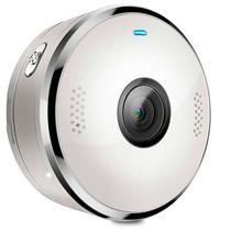 Camera Portatil Motorola Verve Cam+ CA001 A WH com Wi-Fi - Branco