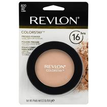 Po Facial Revlon Colorstay Pressed Powder - 820 Light