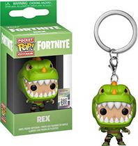 Funko Pop Keychain Fortnite Rex
