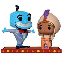 Boneco Funko Pop Disney Aladdin - Aladdins First Wish 409
