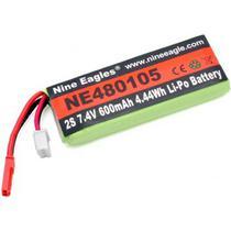 NE480105 Lipo Battery 7,4V 600MHA 319A