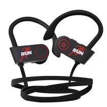 """Fone de Ouvido Gold Edition Run GE-W41 Bluetooth / A Prova D""""Agua / Microfone - Preto"""