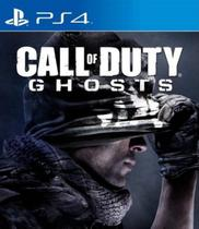 Jogo Call Of Duty Ghost PS4