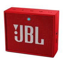 Caixa de Som JBL Go Bluetooth Vermelho Mini