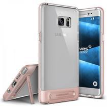 Capa para Galaxy Note 7 VRS Crystal Bumper Rose Gold