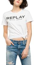 Camiseta Replay W3791O.000.20994-Feminina
