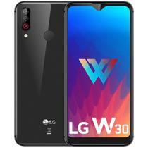 "Celular LG W30 LMX-440 - 3/64GB - 6.26"" - Dual-Sim - Preto"