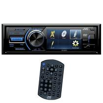 DVD e Som Automotivo JVC KD-AV41BT 3 USB MP3 Aux - Preto
