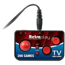Console Dreamgear Plug N Play com 200 Jogos - 2579
