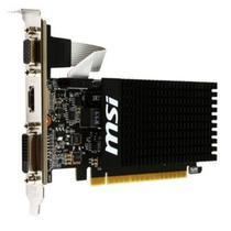 Placa de Vídeo EVGA GT710 2GB DDR3/64BIT