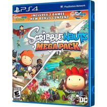 Jogo Scribblenauts Mega Pack PS4